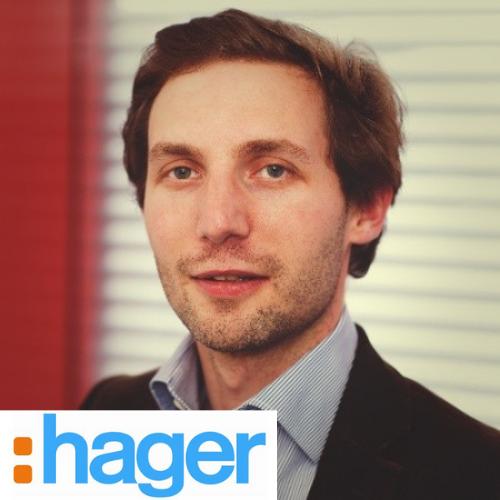 Antoine Frack | IoT Cloud Factory Director chez Hager Group