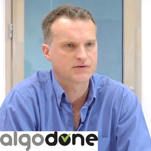 Jérôme Rampon, CEO of Algodone